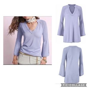 Cabi bell sleeved tunic